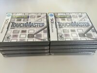 TouchMaster (Nintendo DS, 2007) DS NEW