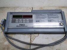 Ceia PMD2 Metal Detector.  Display Panel.