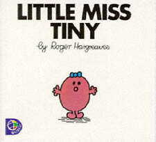Little Miss Tiny (Little Miss library), Hargreaves, Roger, 0749838574, Good Book