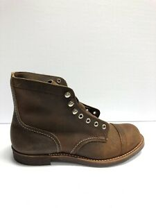 Red Wing Iron Ranger Mens Boots Size 8 D