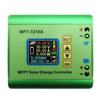 MPPT Régulateur de batterie solaire Régulateur de charge Affichage LCD