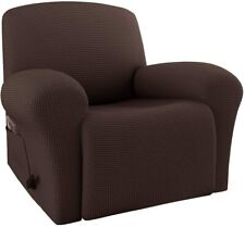 Anti-Slip Stretch Recliner Slipcover Fit Furniture Chair Lazy Boy Cover 7 Colors