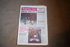 Motoring News 23 February 1978 Hankiralli Galway Rally USA Race Review Mazda 323
