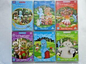 In the Night Garden - BBC Children's DVD's - Free UK P&P
