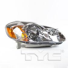 TYC 20-6235-00-9 Headlight Assembly