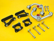 "Steel Complete Lift Kit | Front 3"" Rear 2"" Shackle 
