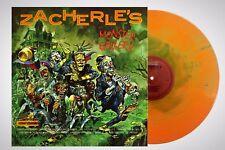 ZACHERLEY'S MONSTER GALLERY ~ Vintage Halloween Party ~ Limited Ed Orange Vinyl