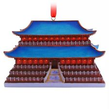 Disney Store Mulan Castle Collection Ornament, 3 of 10