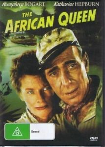 The African Queen DVD Humphrey Bogart New and Sealed Australia