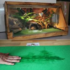 80x40cm Reptiles Carpet Liner Snakes Lizards Terrarium Large Soft Cage Floor