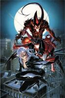 AMAZING SPIDER-MAN #800 CRAIN VIRGIN VARIANT MARVEL COMICS RED GOBLIN BLACK CAT