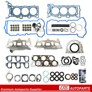 Full Gasket Set 04-09 3.6L Cadillac CTS SRX STS Buick Allure LaCrosse Rendezvous