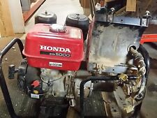USED 18320-ZE3-H01 PROTECTORFOR HONDA EG5000 -YOU ARE BUYING PART OF THE PICTURE