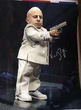 AUSTIN POWERS signed 16x12 - MINI ME - VERNE TROYER