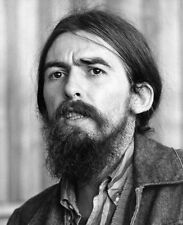 GEORGE HARRISON UNSIGNED PHOTO - 5552 - THE BEATLES