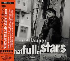 CYNDI LAUPER Hat Full Of Stars JAPAN CD ESCA-5899 OBI s8524