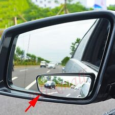 2PCS Vehicle Universal Adjusttable Rear View Auxiliary Blind Side Sport Mirror