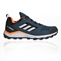 adidas Mens Terrex Agravic TR Trail Running Shoes Trainers Sneakers Blue Sports