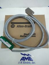 Allen Bradley 1492-ACABLE025D Prewired cable for 1746 Analog I/O