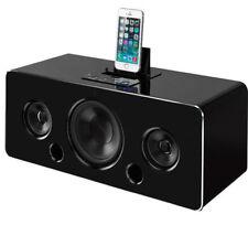 IWANTIT IBTLIA14 100W 2.1 Bluetooth Speaker and iPod iPhone iPad Dock - Black *