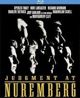Judgment at Nuremberg [New Blu-ray]
