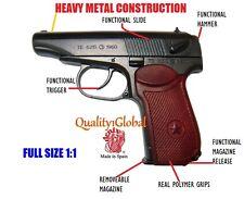 NEWEST METAL REPLICA SOVIET MAKAROV PROP GUN RUSSIA USSR HANDGUN TRAINING AID
