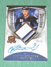 08-09 The Cup Steven Stamkos Signature Patches 70/75 4CLR Patch Auto NICE L@@K!