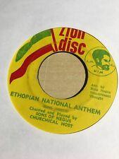 Ras Michael Sons of Negus - Ethiopian National Anthem / Green Hill Zion Disc mp3