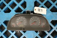 Jdm 1997 2002 Fit For Subaru Forester 555 Sf5 Sti At Auto Gauge Cluster