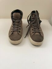 Bikkembergs Shoes Sneakers Brown Unisex Good Condition EUR 36