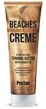 Pro Tan BEACHES AND CREME Ultra Tanning Butter With Carrot Oil - Fast Dispatch