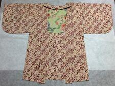 Vintage_Japanese_50-year-old-kimono_unused-w/tacking-thread_women-haori_Japan