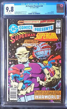 DC Comics Presents (1978 DC) #28  CGC 9.8