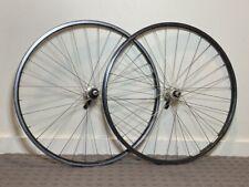 "Shimano Deore XT M732 Specialized Heat Treated 26"" Mountain Bike Wheelset Wheel"