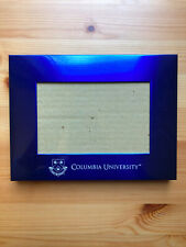 Blue 4x6 Brushed Metal Picture Frame University of Kentucky