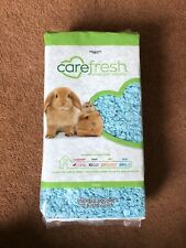 New Sealed Care Fresh Small Pet Bedding - Blue - 10 L