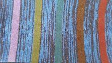 Paul Smith Scarf Blue Grey Black Multi Stripes Wool