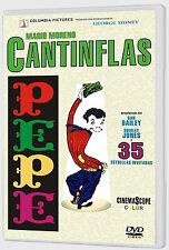 PEPE ( 1960) DVD Cantinflas, Dan Dailey and Shirley Jones-fast free shipping