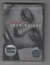 The Passion of Joan of Arc (DVD, 1999, Criterion Collection) first printing