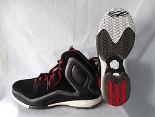 new style ec1da aa76d Adidas D Rose 5 Boost Basketballschuhe G98704 rot-schwarz-weiß EU 42 2