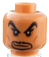 Lego Rock in schwarz für Minifigur 36036 Beine Barriss Offee Jafar Voldemort Neu
