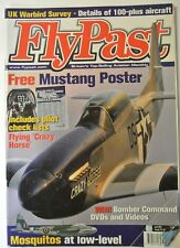 FlyPast magazine No. 261 April 2003 Mosquitos at low-level. Flying 'Crazy Horse'