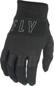 NEW FLY RACING F-16 Gloves MX ATV DUAL SPORT DIRT BIKE BLACK GRAY