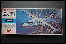 Hasegawa MU-2J Mitsubishi 1/72 Model Kit