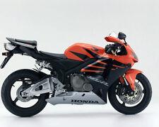 Honda Retocar Pintura Kit 2006 CBR600RR Perla Fuego Naranja Y Grafito Negro