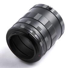 Macro Extension Tube Ring Lens Adapter for Nikon D7000 D5100 D5000 D3200 D800