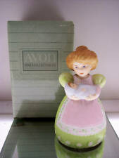 Avon Porcelain Bell A Mother's Love 88 Mothers Day Nib *Free Ship
