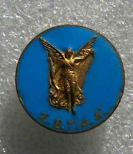 rare pin GREECE ATHLETIC FEDERATION  Σ.Ε.Γ.Α.Σ. enamel