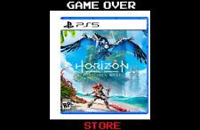 Horizon Forbidden West Ps5 Playstation 5 Nuovo ITA Videogame Pre Order Promo