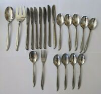 International Tradewinds Jamaica Flatware Lot Vintage Stainless 20pcs Set Spoons